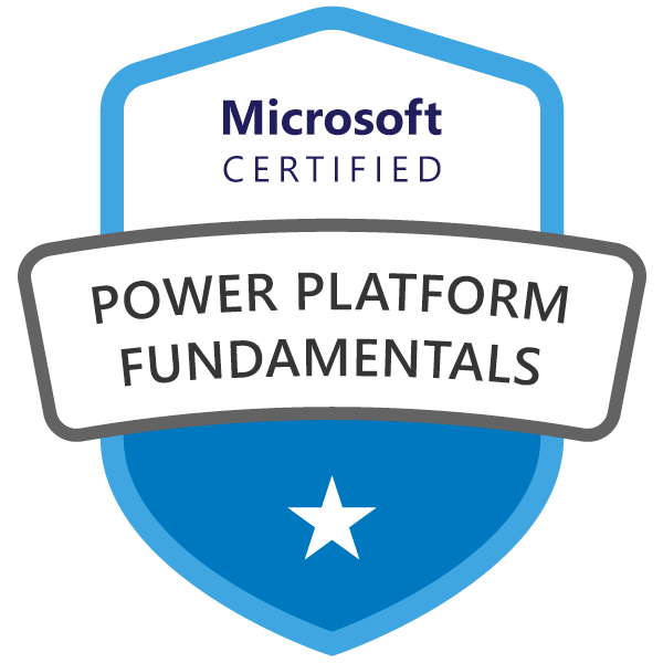 Fundamentals Power Platform